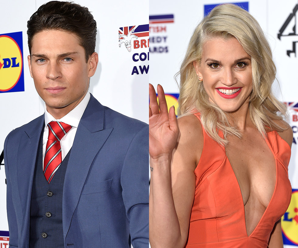 ashley roberts dating Declan donnelly and ashley roberts shared an awkward moment on the show tonight when asked a question  dec turned to co-host ashley, who were dating back in .