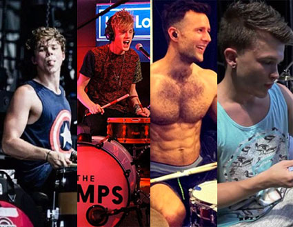 Quiz which drummer should be your boyfriend josh devine tristan