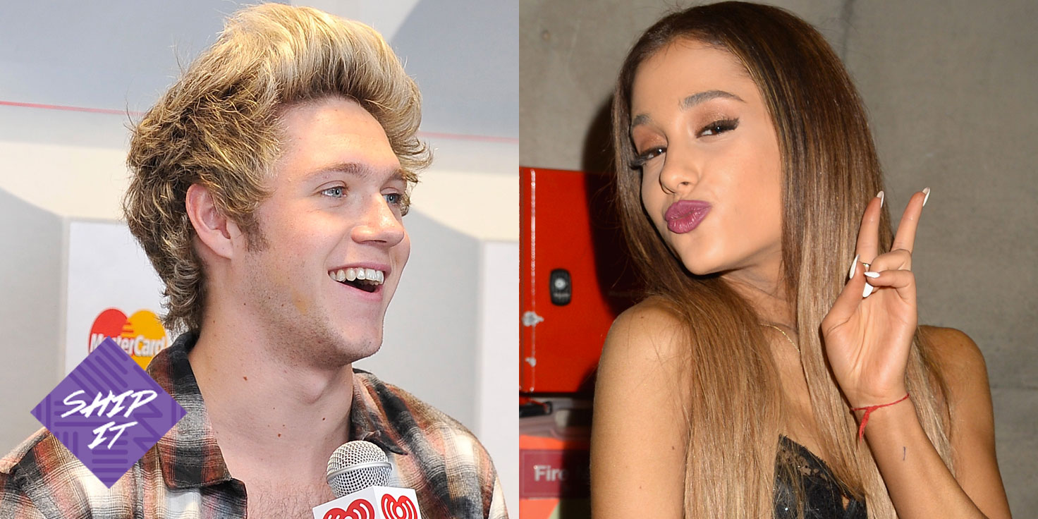 One Direction Reckon That Ariana Grande Would Be A Good