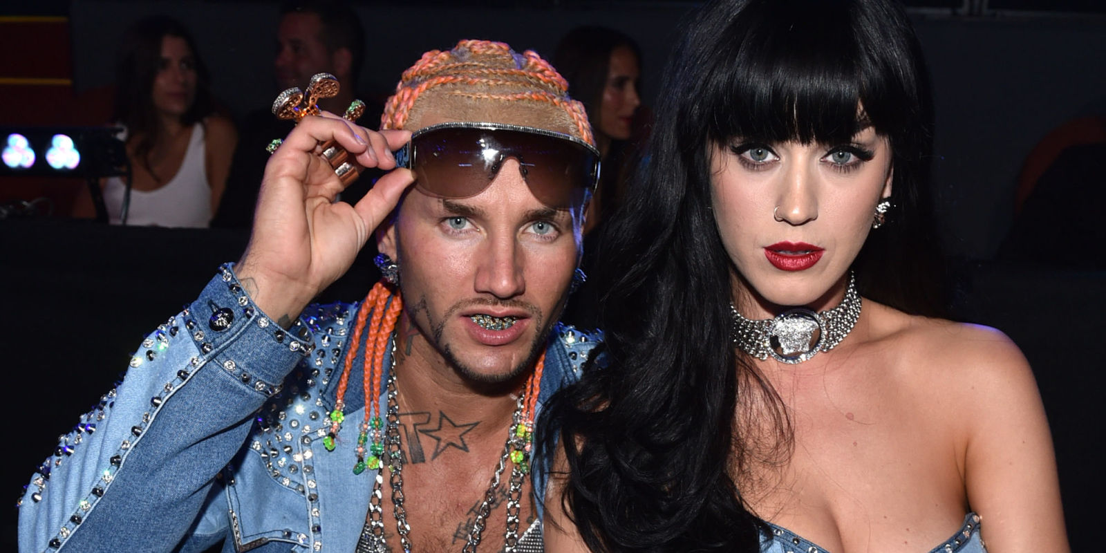 riff raff and katy perry still dating
