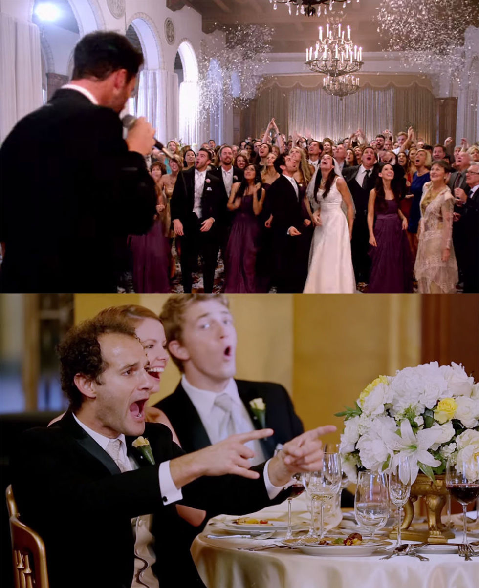Maroon 5 Crash Loads Of Weddings In Their Awesome New Sugar Video