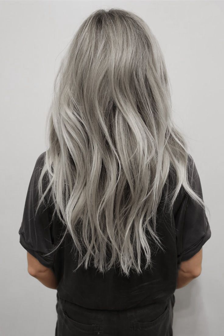 50 Shades Of Grey Why Silver Should Be Your Next Hair Hue