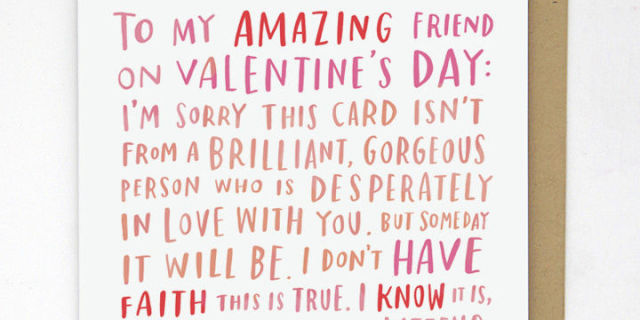 The Best Anti Valentines Cards And Gifts To Buy For Your