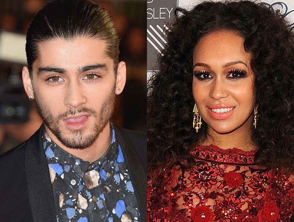 are zayn malik and rebecca dating