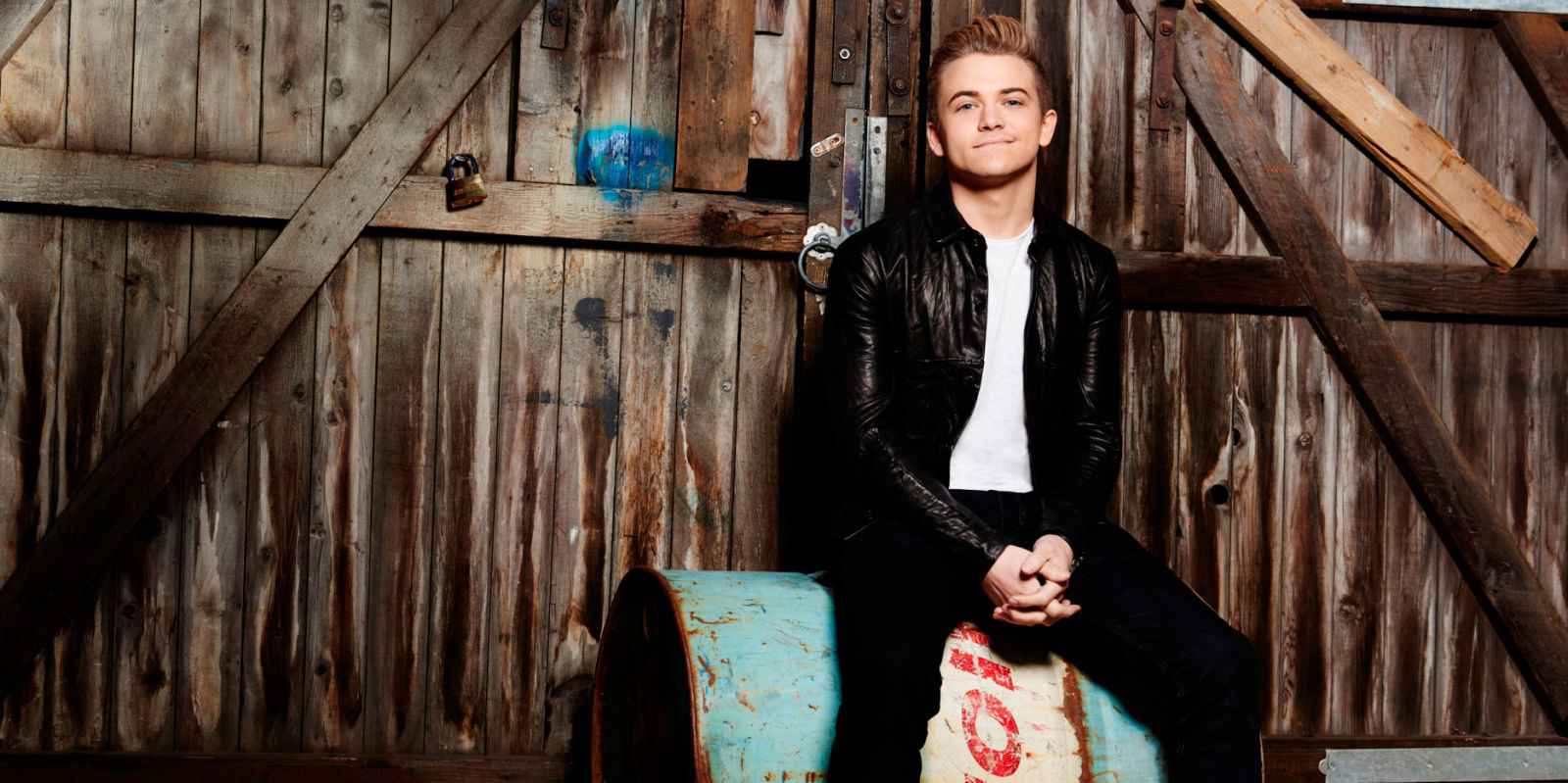 Hunter Hayes announces debut UK album 'I Want Crazy' and ...