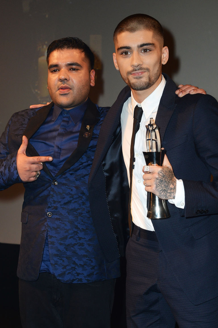 Naughty Boy defends Zayn Malik against Noel Gallagher
