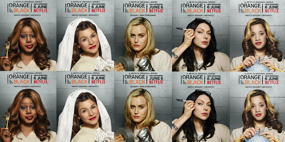 oitnb characters dating in real life