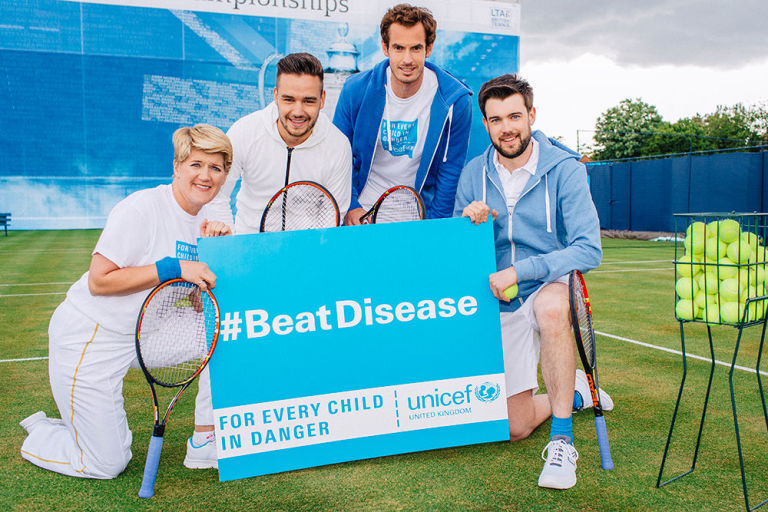 Liam Payne for Unicef UK