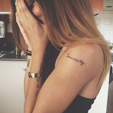 50 of the coolest small tattoo placement ideas