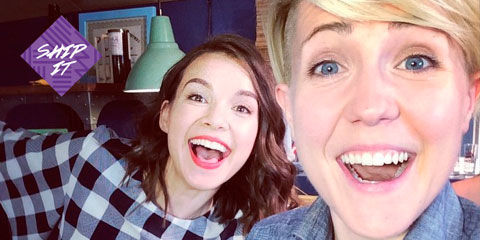 hannah hart and ingrid nilsen dating announcement Youtube star ingrid nilsen came out publicly in a nilsen and hannah hart are reportedly dating by and her drunk kitchen fellow youtuber hannah hart:.