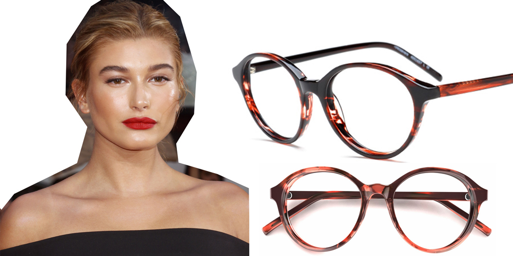 Eyeglass Frames For A Wide Face : The ultimate guide to buying glasses based on your face shape