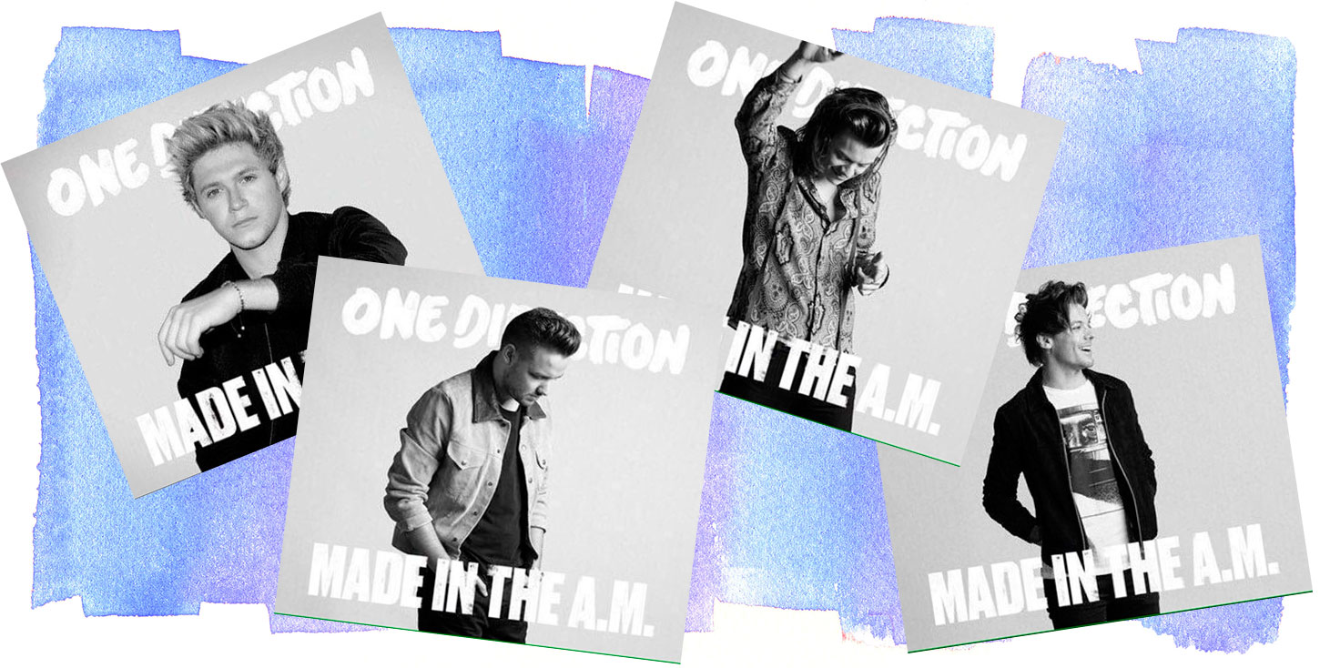 One Direction Are Releasing Glorious Individual Made In