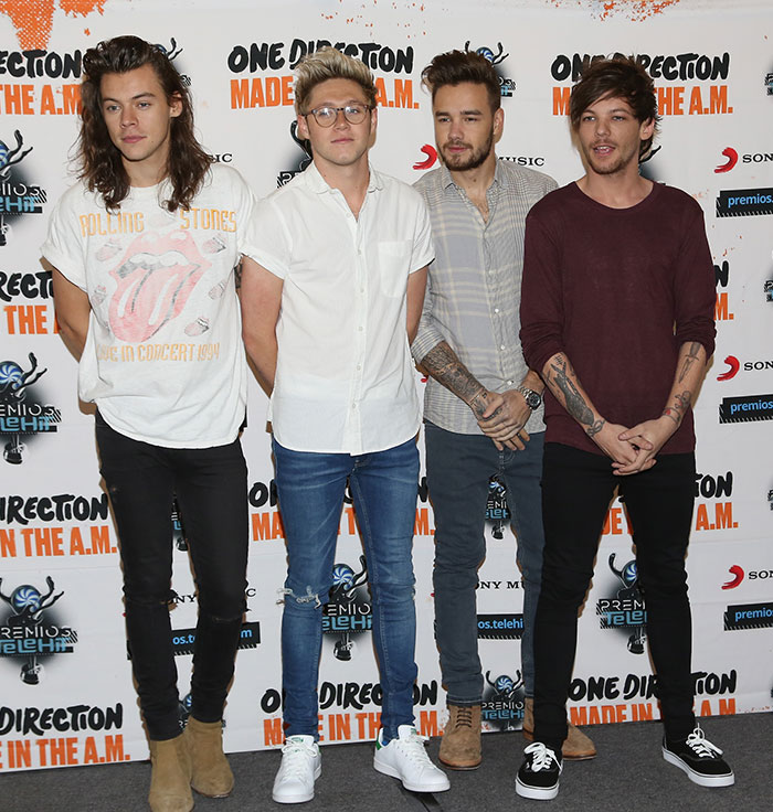 Rencontre avec one direction 2016