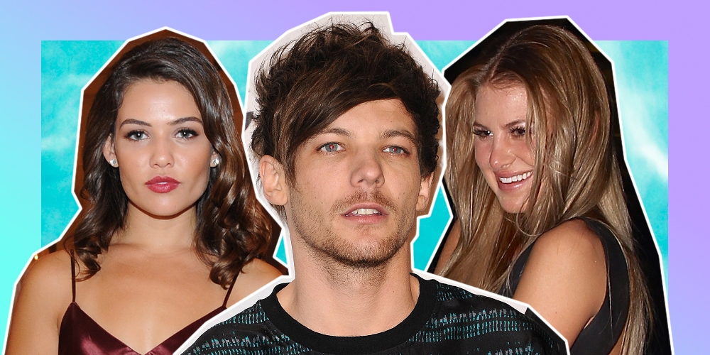 louis thompson and briana jungwirth is dating