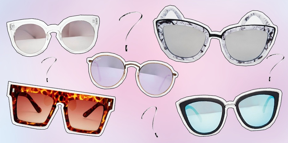 Sunglasses For Face Shape Quiz : How to choose the best sunglasses for your face shape