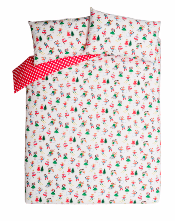 Image result for george bedding christmas